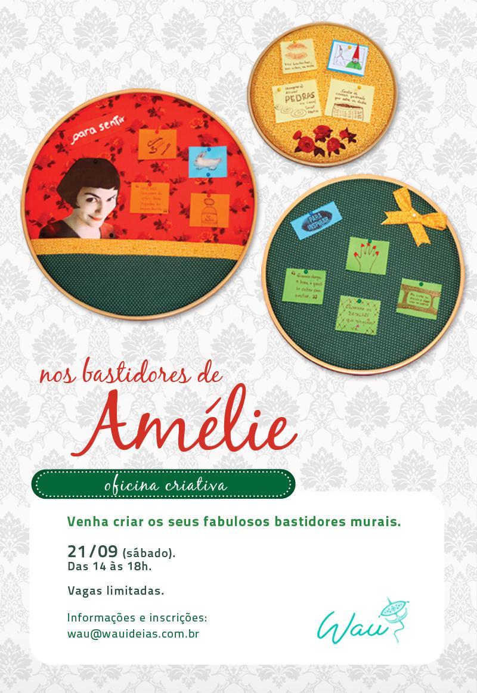 Nos Bastidores de Amélie