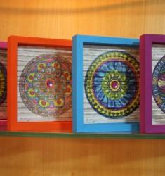 Quadros Série Mandalas