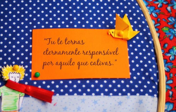 """Oficina criativa para mães e filhos: """"No mundo do pequeno príncipe"""""""