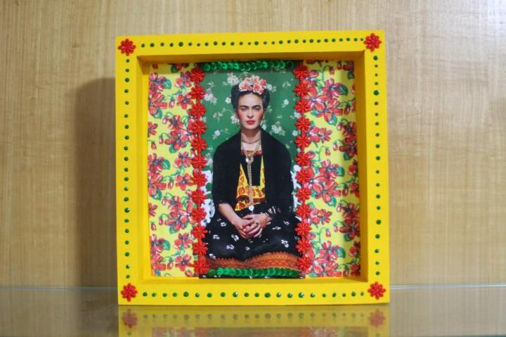"""Oficina criativa: """"Frida, mulher de flores"""" – foi assim"""