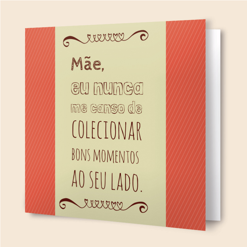 Cartão Dia Mães