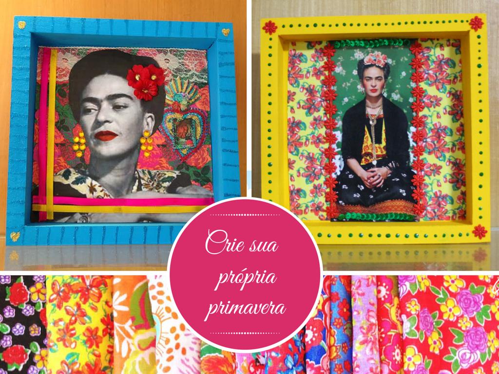 Quadros Frida Primavera