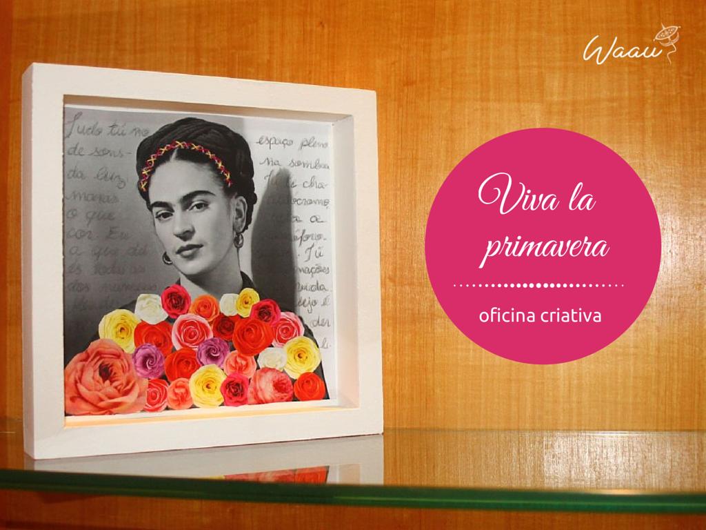 Quadro Frida Primavera