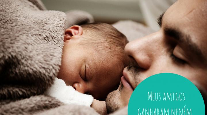Garimpo: presentes para novos papais