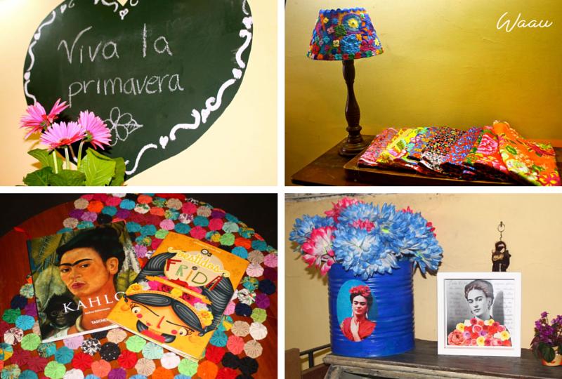 Oficina Viva La Primavera com Frida e Flores