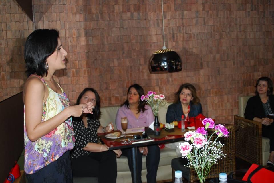 Terapia do Café. Foto de Andrea Aguiar.